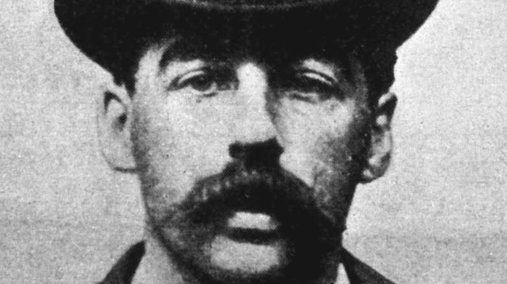 H.H. Holmes mug shot
