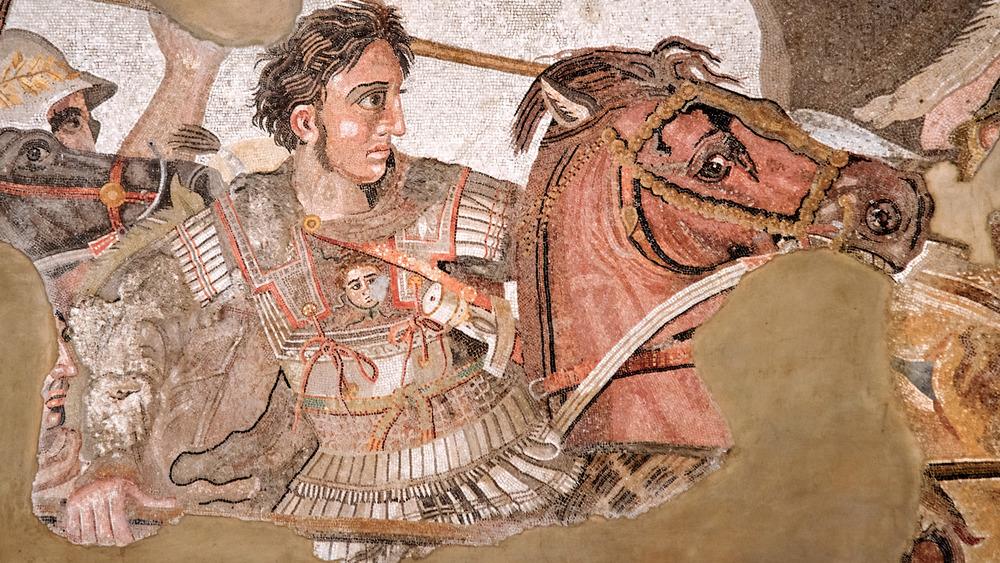 Ruler Alexander the Great