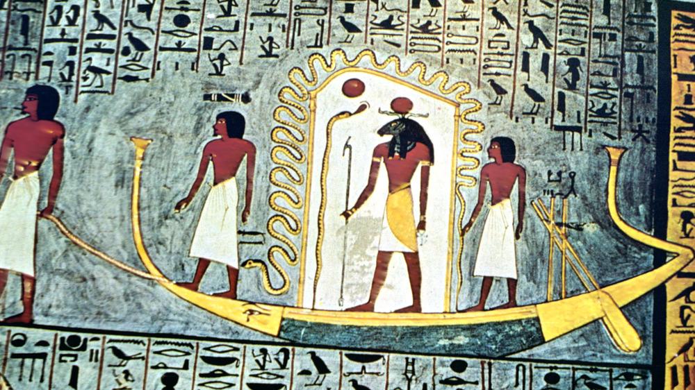 Egyptian text