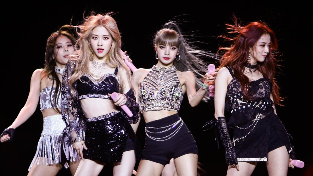 Blackpink performs at Coachella in 2019