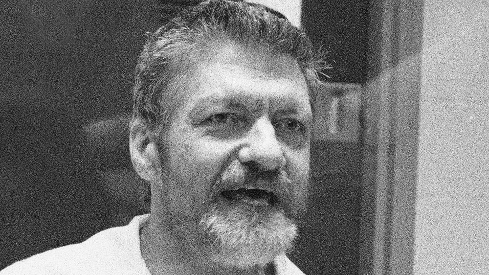 Ted Kaczynski in an interview