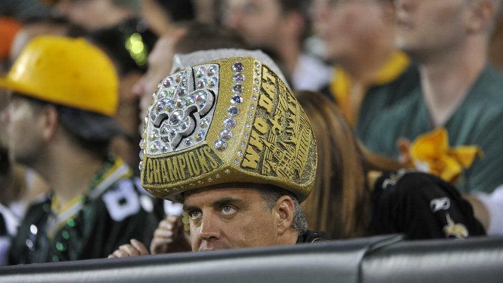 Super Bowl ring hat