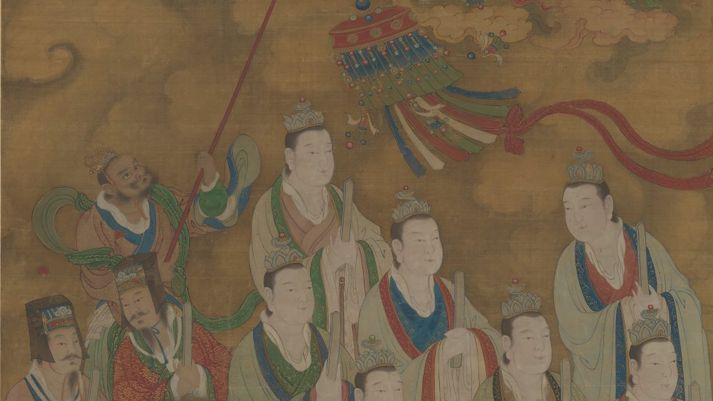 Ancient Chinese gods