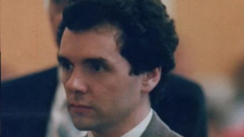 Donald Harvey at trial