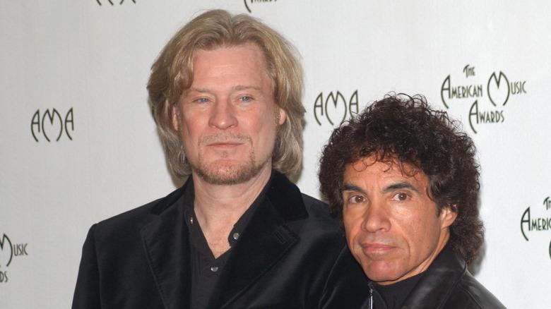 Daryl Hall and John Oates
