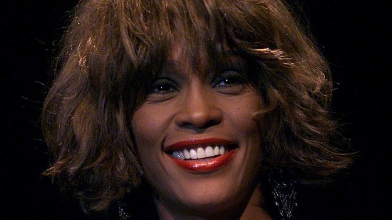 Whitney Houston in 2001