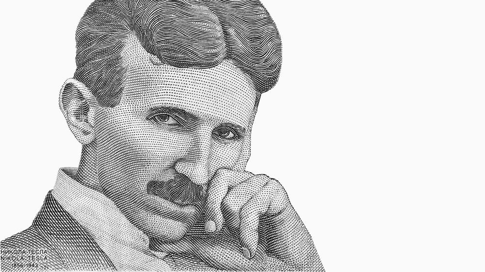 Inventor Nikola Tesla