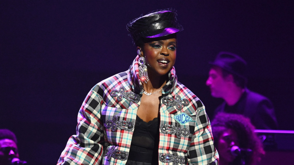 Lauryn Hill On Stage