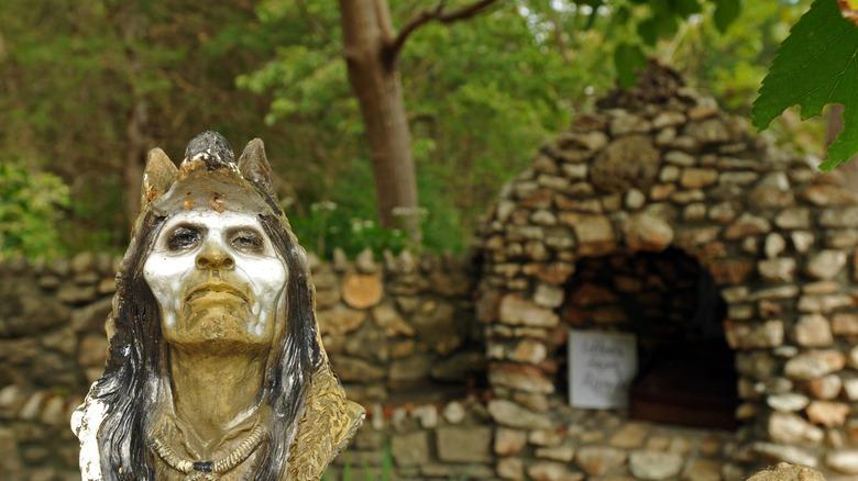 Trail of Tears memorial, Jerome, Missouri