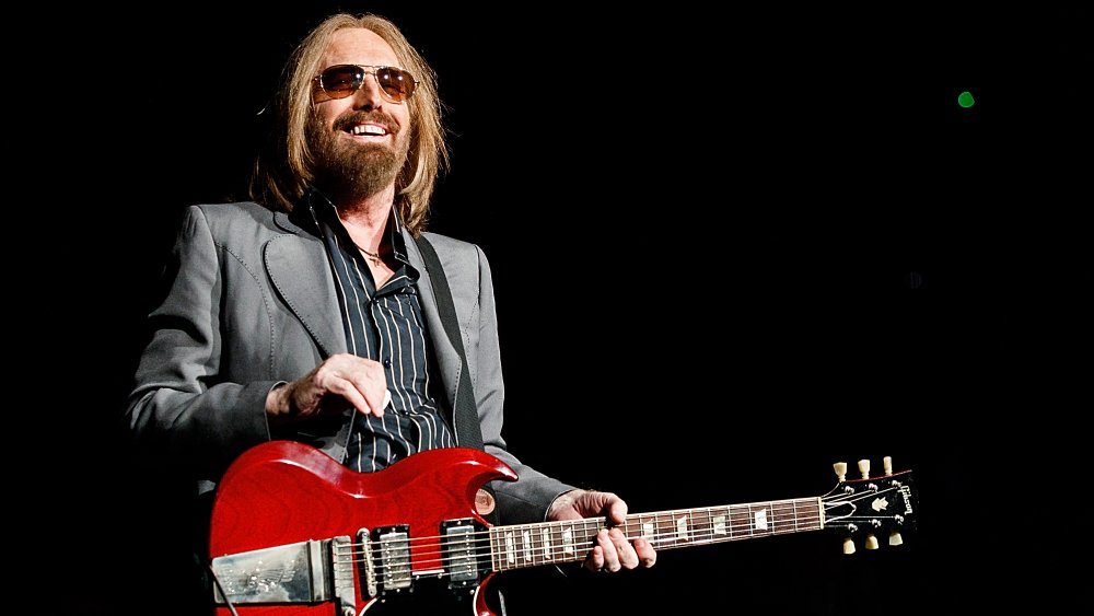Tom Petty performs in Vancouver in 2017