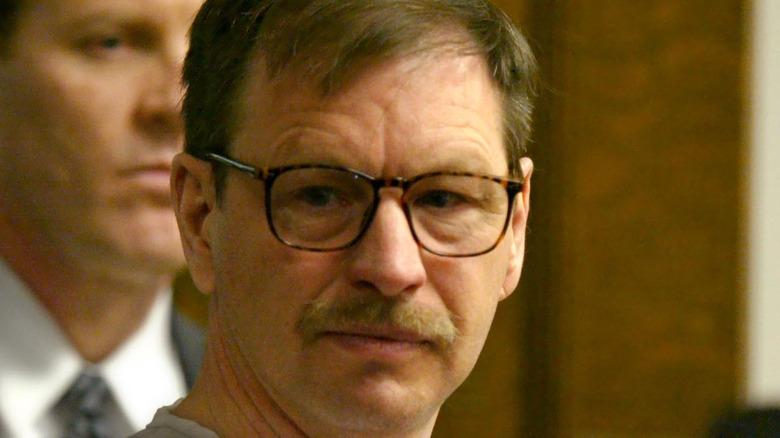 Gary Ridgeway in court