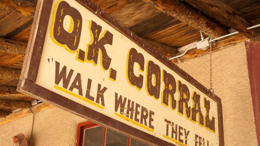 O.K. Corral today