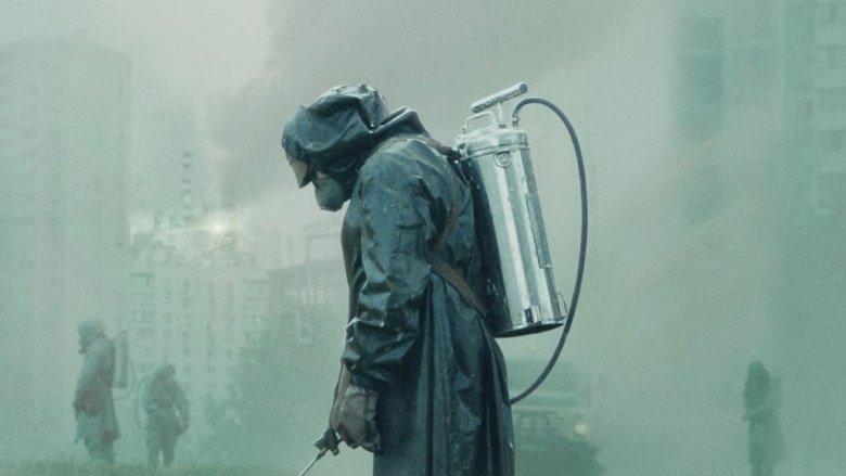 Chernobyl gas mask HBO