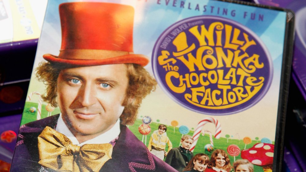 Willy Wonka DVD cover