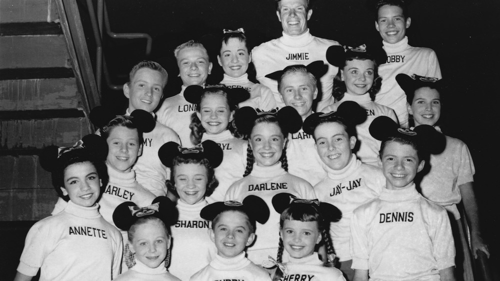 Mickey Mouse Club 1957