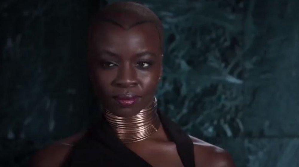 Black Panther Okoye Danai Gurira