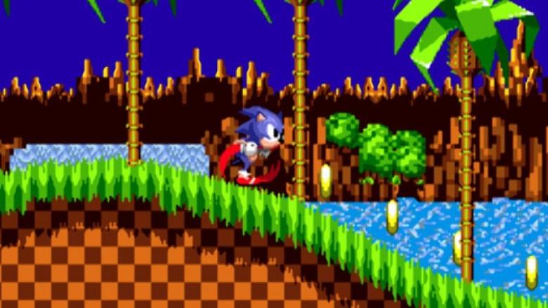 sonic hedgehog