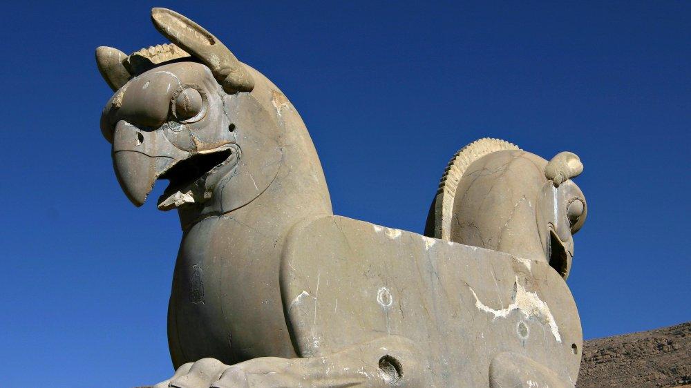 Statute from Persepolis