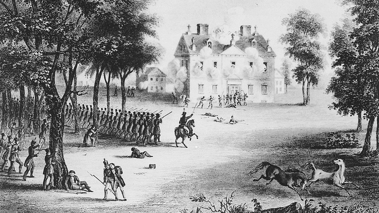 Battle of Germantown 1777