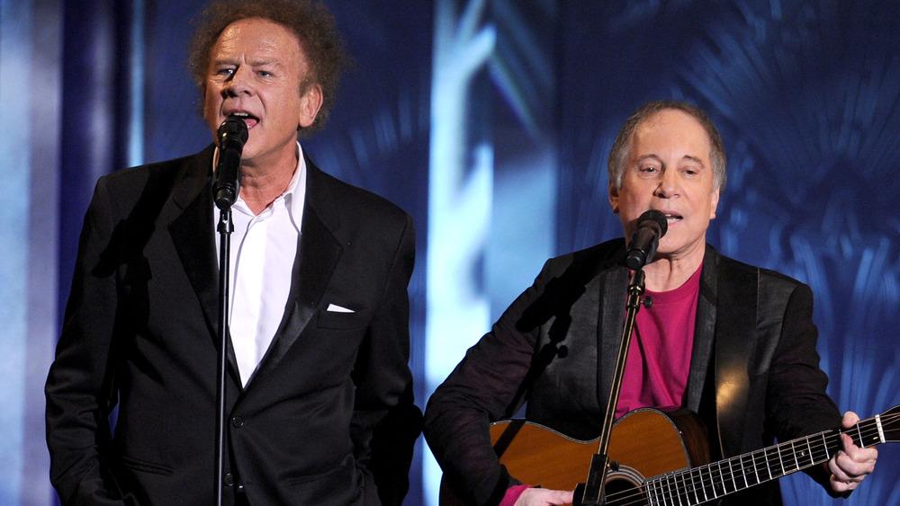 Simon & Garfunkel, folk-rock, musicians