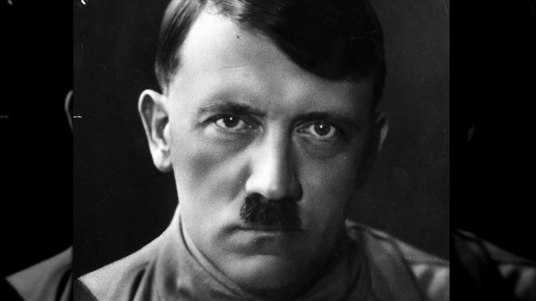 Adolf Hitler portrait photograph