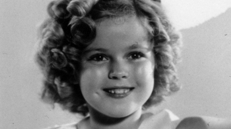 Shirley Temple young