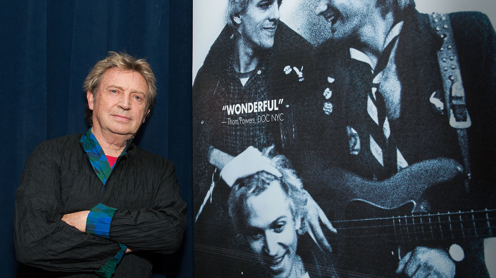 Andy Summers, 'Surviving the Police'