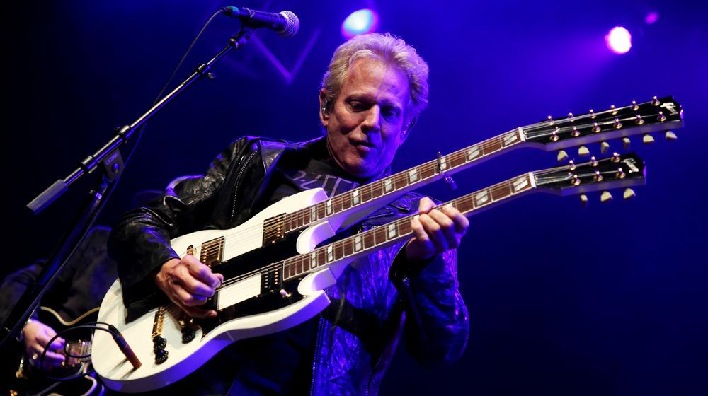 Don Felder performing
