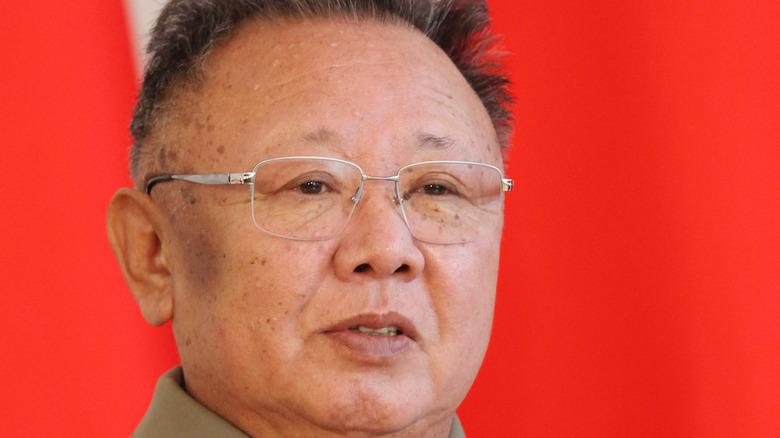 Kim Jong Il in 2011