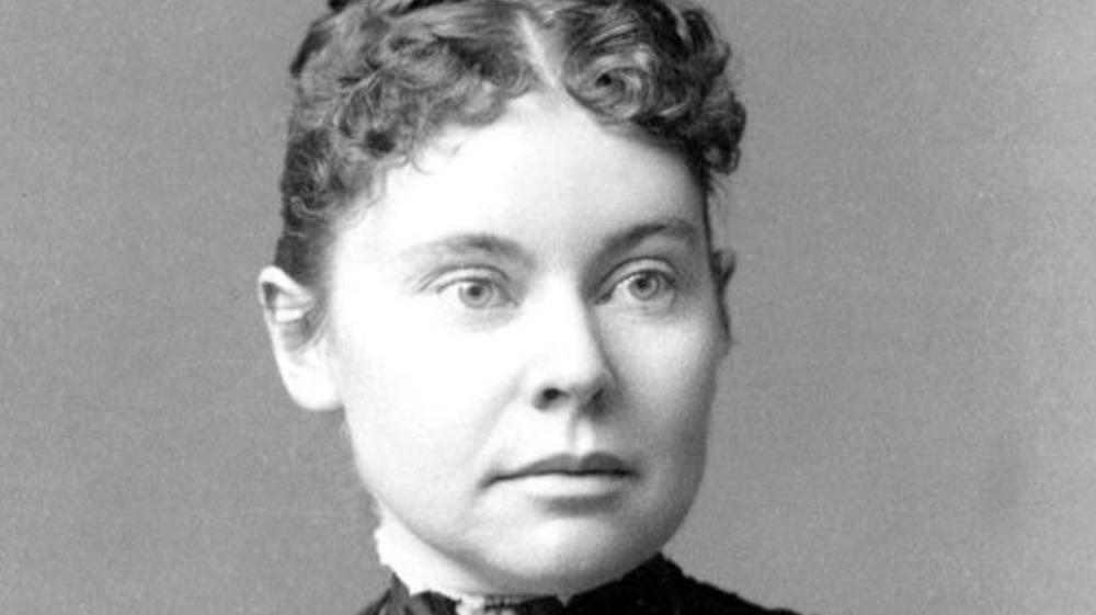 Lizzie Borden, 1890