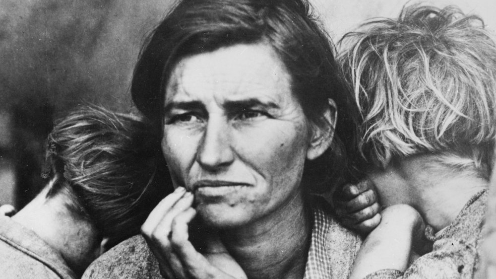 the Migrant Mother