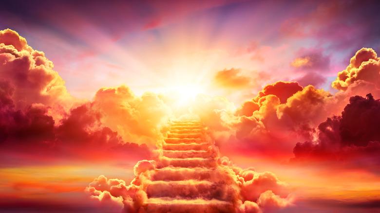 Visual interpretation of heaven