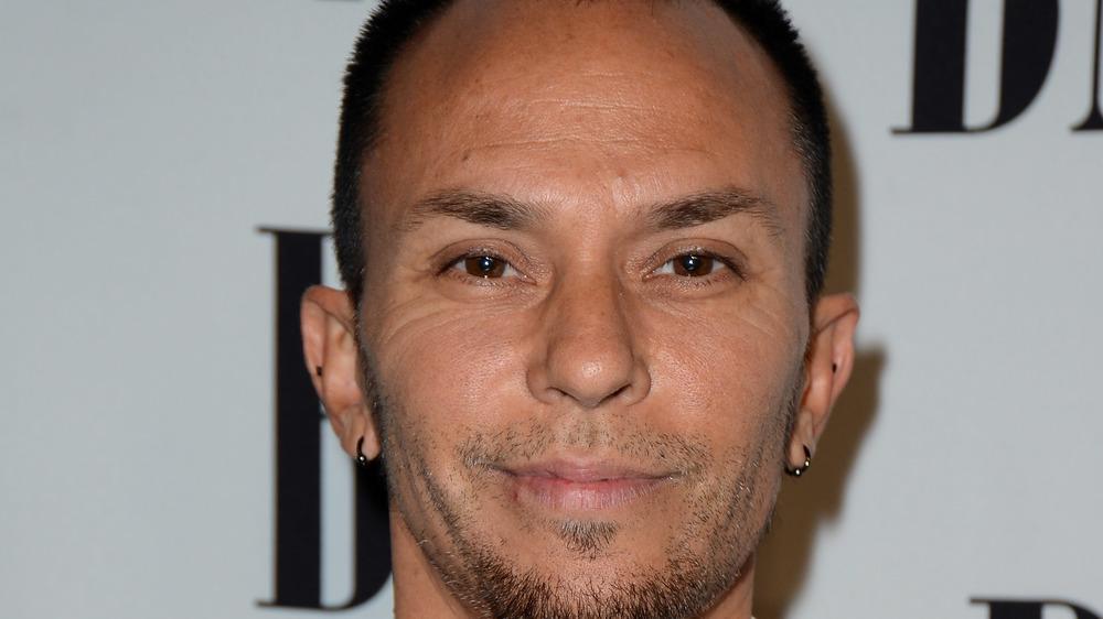 Bryan Mantia face
