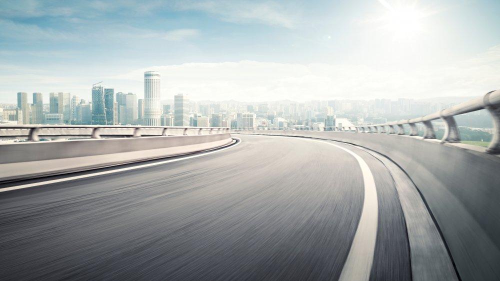A highway