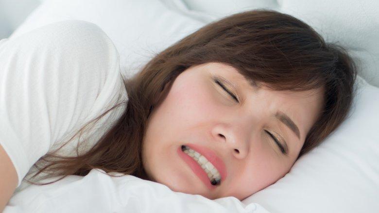 teeth grinding, sleep