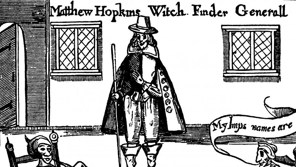 Matthew Hopkins, Witchfinder General