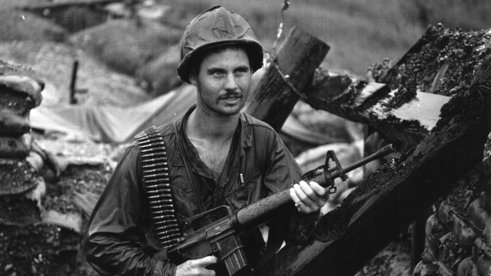 Vietnam marine