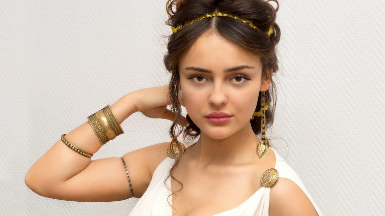 Ancient Greek woman