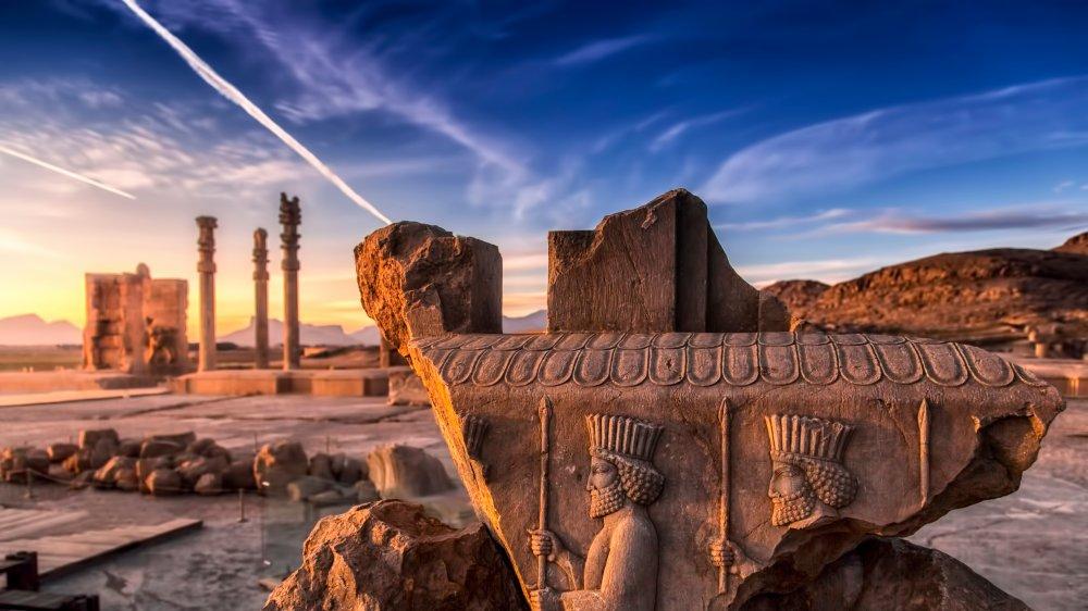 Site of Ancient Persia