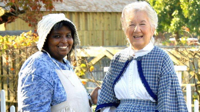 Civil War era women