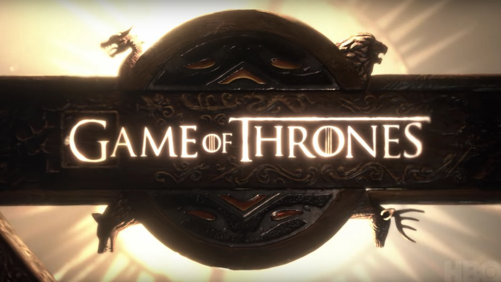 Game of Thrones Main Titles