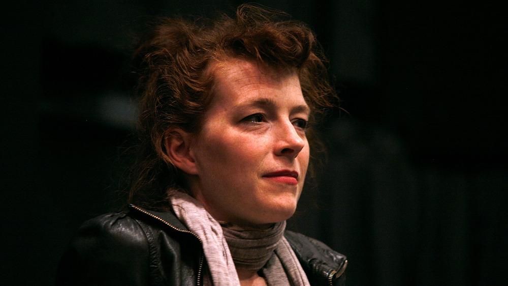 Melissa Auf der Maur pictured