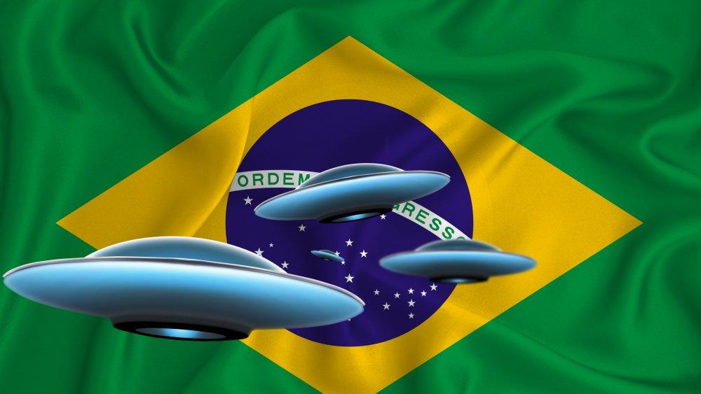 UFOs brazil