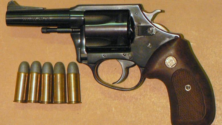 .44 caliber Bulldog revolver