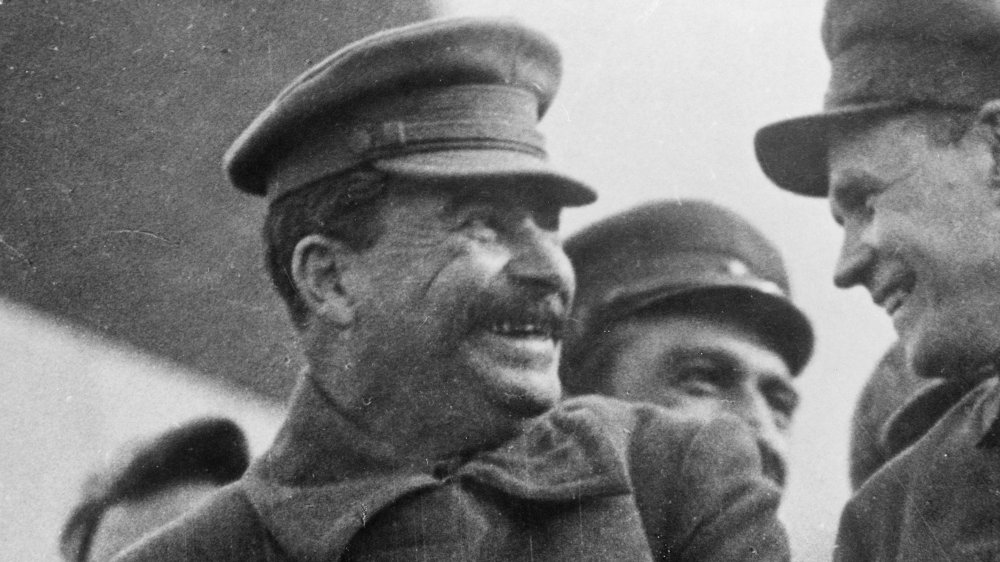 Silly Stalin!