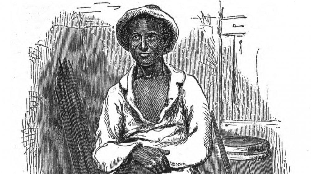 Illustration of Solomon Northup
