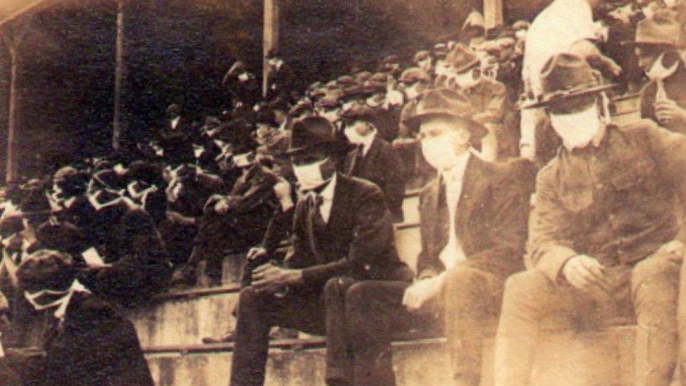 1918 flu Georgia Tech game