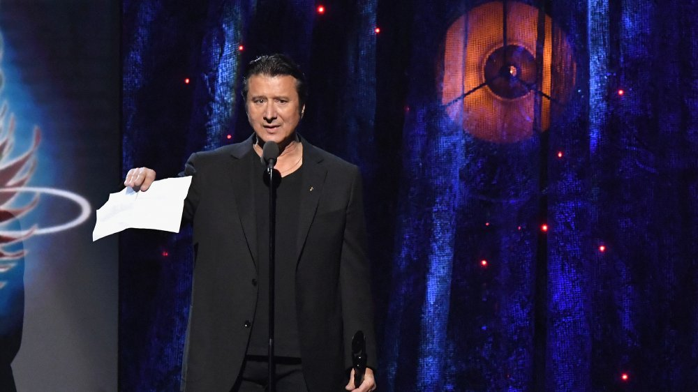 Steve Perry inducted into Rock and Roll Hall of Fame