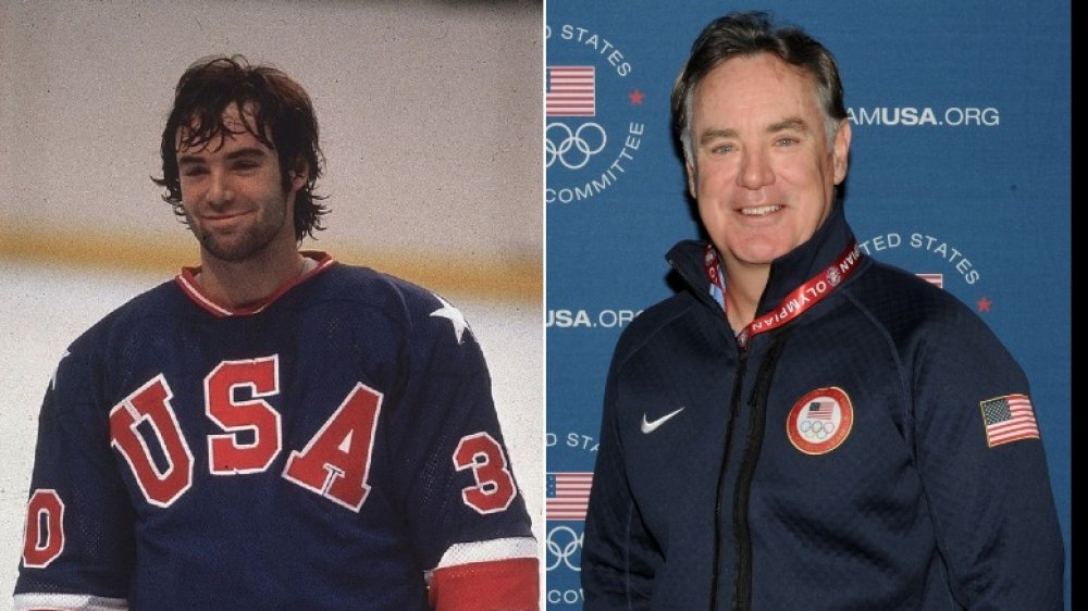 Jim Craig, 1980 US Olympic hockey team