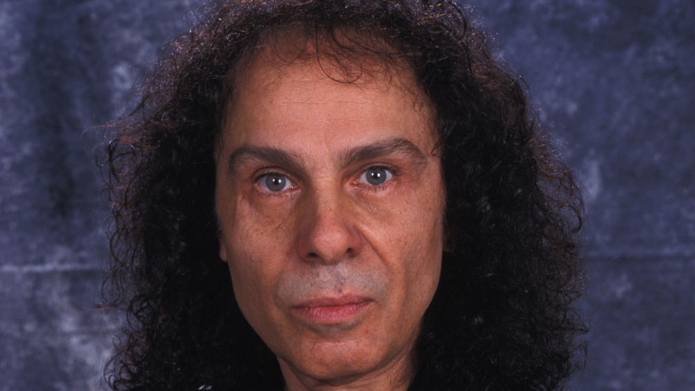 Ronnie James Dio in 2000